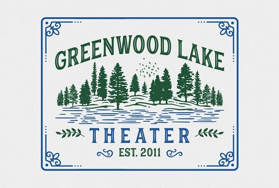 Greenwood Lake Theater Logo