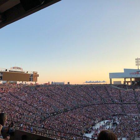 Taylor Swift Reputation Stadium Tour Picture Of Cardinal Stadium Louisville Tripadvisor