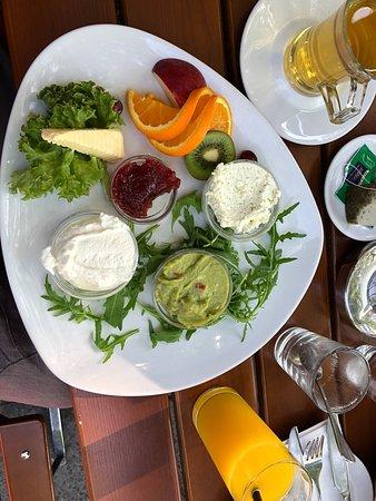 Frühstück im Arema