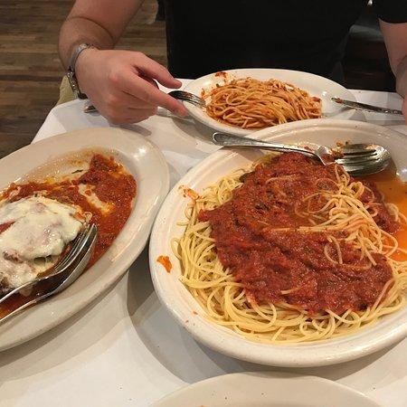 Carmine S Italian Restaurant Times Square