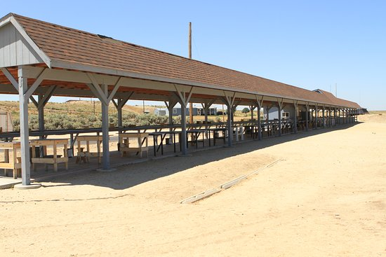 Black's Creek Public Shooting Range: With 46 shooting stations, there's normally no waiting for an opportunity to shoot