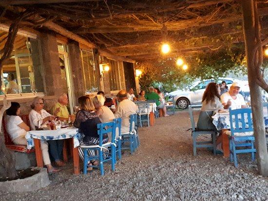 Sivrice Tashan Motel: Akşam yemeği