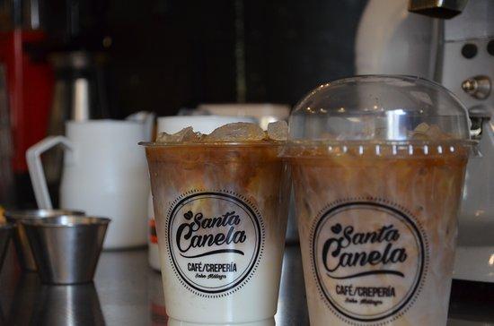 Santa Canela: Ice Latte?