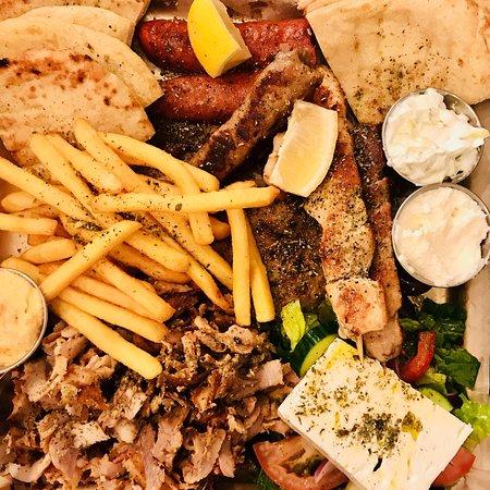 Grymt god & genuint vällagad grekisk mat