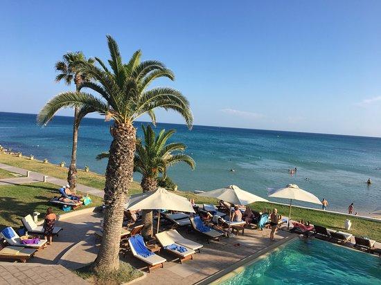 Piscine Du Bas Picture Of Hotel Bel Azur Hammamet Tripadvisor