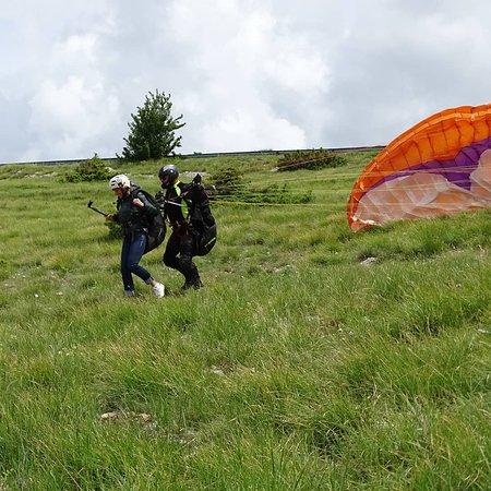 Fly Ohrid Tandem Paragliding
