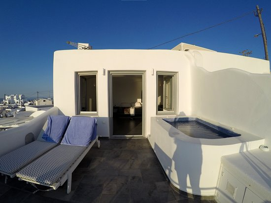 Villa Lukas: Top floor offers maximum privacy