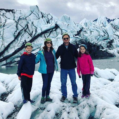 Sutton, AK: Matanuska glacier