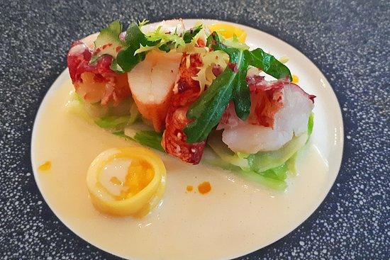 Waldhotel Sonnora Restaurant Photo