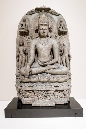 Asia Society and Museum: Buddah