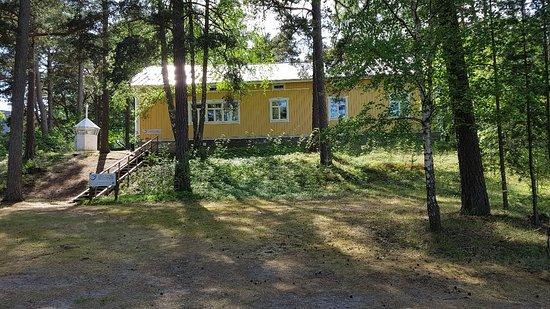 Nauvo, Suomi: Maritime Exhibition Sjofartshuset