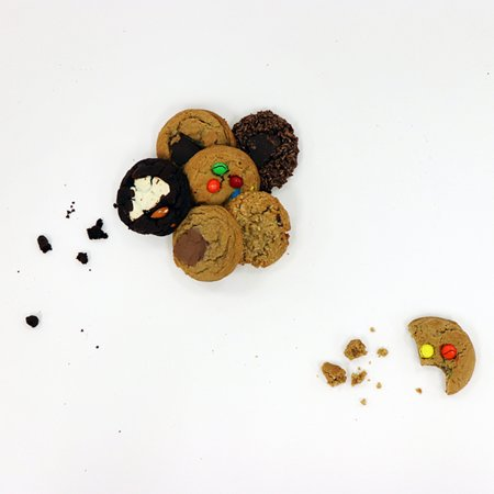 Cookies By George: Cookies, baked fresh in store daily.