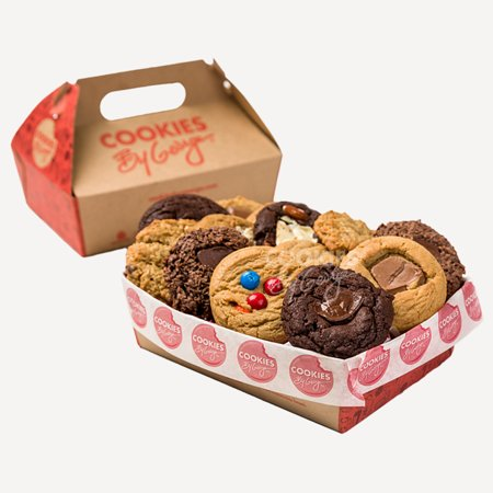 Cookies By George: Pick-Me-Up Box of 18 cookies