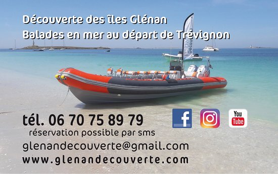 Glenan Decouverte
