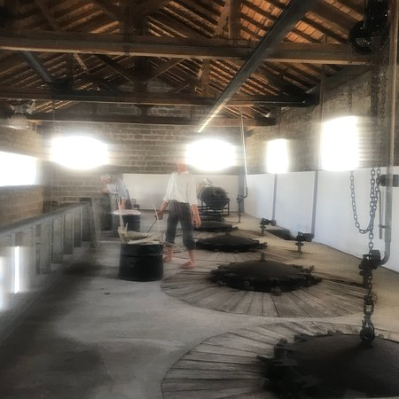 Museu da Fábrica da Baleia do Boqueirão照片