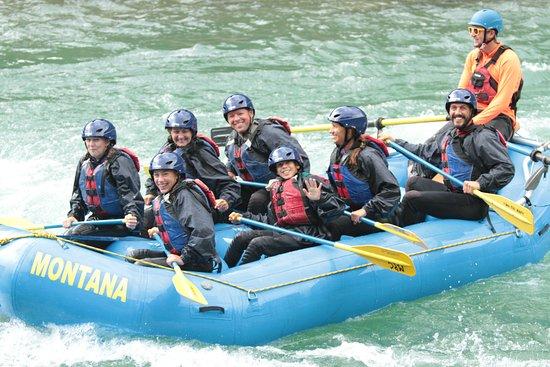 Glacier Guides and Montana Raft照片