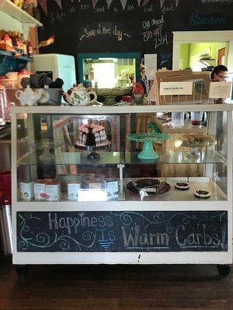 Leslie, Арканзас: dessert case