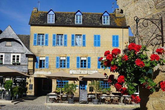 Le Faou, France: Terrass