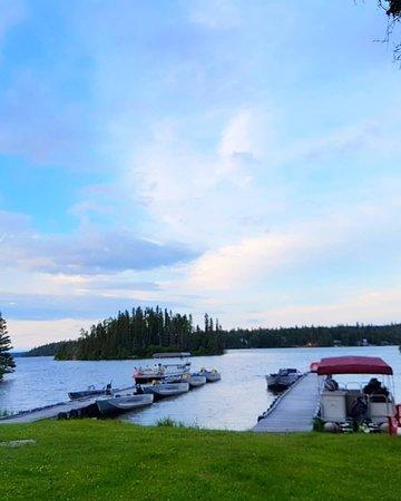 Flin Flon, Καναδάς: Bakers Narrows Lodge