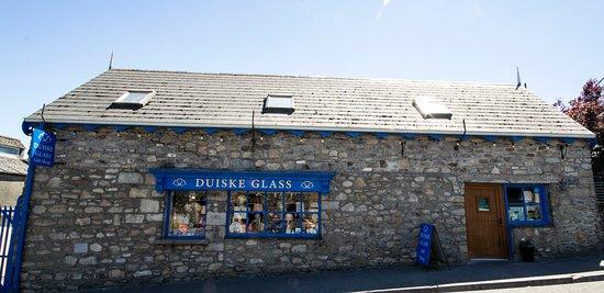 Graiguenamanagh, Irland: Duiske Glass
