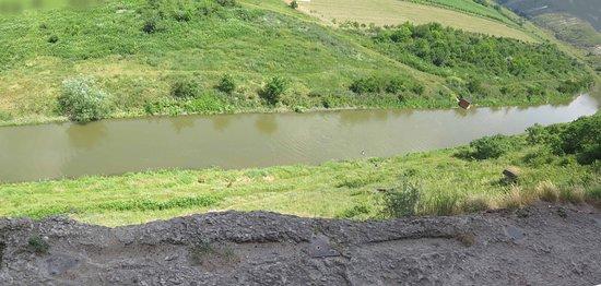 Orhei, Moldova: Vista sulla vallata