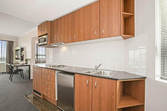 Mantra Parramatta: One Bedroom Executive Spa Apartment