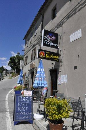 Ristorante Pizzeria L' Alpino: look for!
