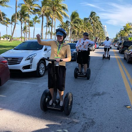 South Florida Trikke照片