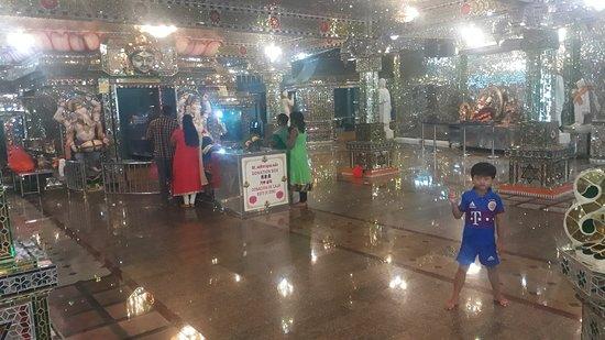 Arulmigu Sri Rajakaliamman Glass Temple: 20180624_090446_large.jpg