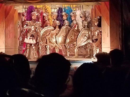 Teatro Pupi Enzo Mancuso