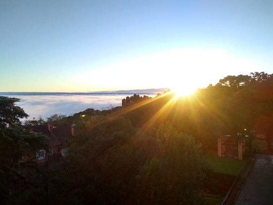 Hotel Monte Felice Bosque: Vista do quarto 5008!