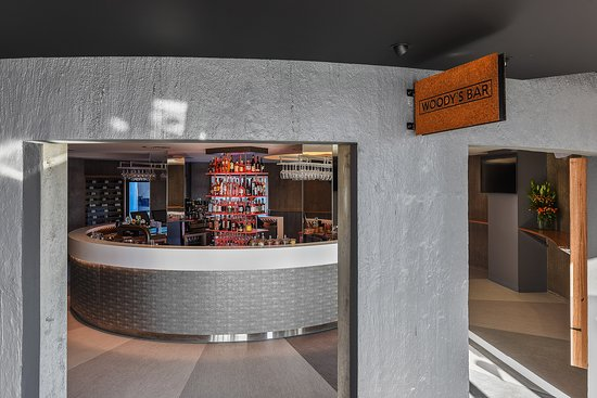 Peppers Silo Hotel: Bar