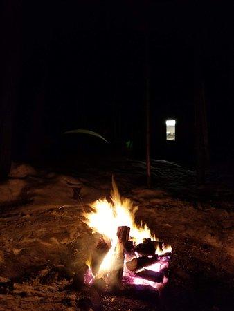 Saint-Calixte, Canadá: Espace de feu