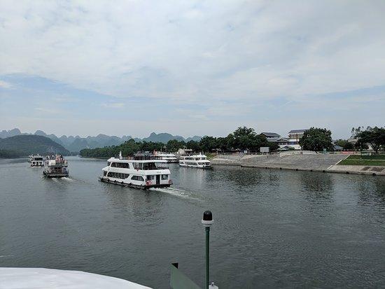 Guangxi, China: along the river