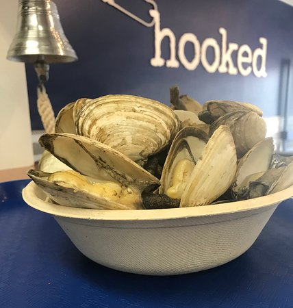 Hooked: Local Steamers.