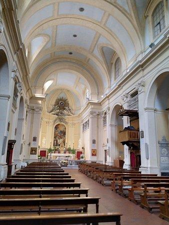 Bracciano, Italien: Chiesa di Santa Maria Novella