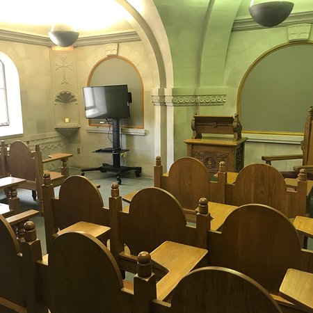 The Nationality Rooms Foto