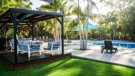 Wooli, Australia: Resort Pool