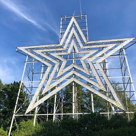 Mill Mountain Star & Park Foto