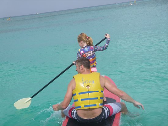 The Westin Grand Cayman Seven Mile Beach Resort & Spa: Stand up paddle boarding
