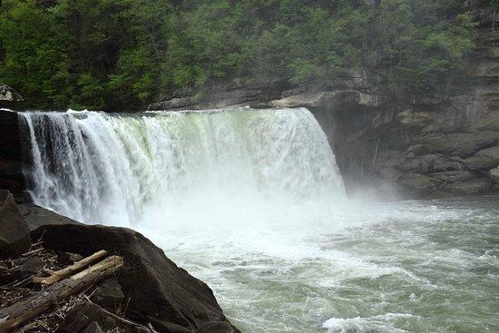 Cumberland Falls State Resort Park: Cumberland falls