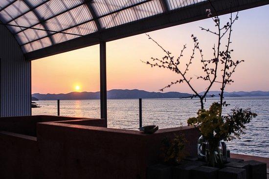Umi no Restaurant: Sunset.