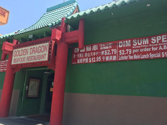 Golden Dragon Restaurant照片