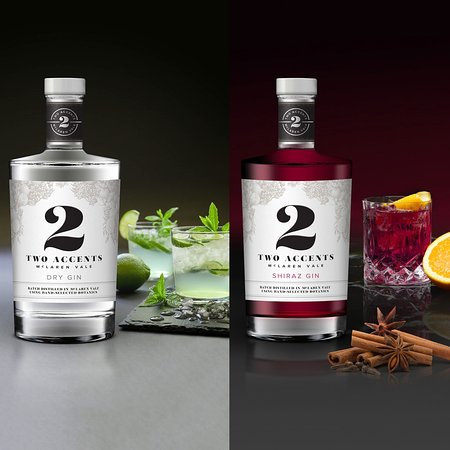 Two Accents Gin