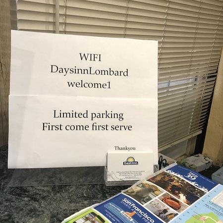 Days Inn by Wyndham San Francisco - Lombard: Particolari