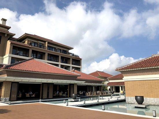 冲绳岛丽思卡尔顿酒店照片