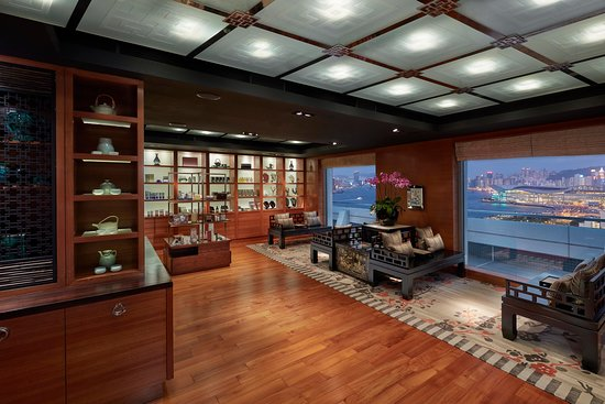 The Mandarin Spa at Mandarin Oriental, Hong Kong