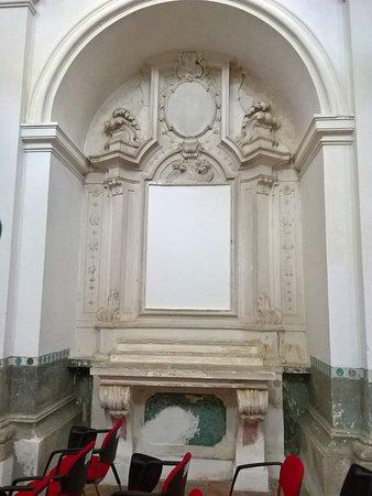 Chieuti, Italia: Altare laterale