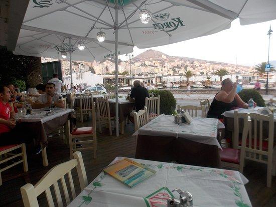 Summer Restaurant: TERRACE