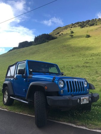 Big Island Jeep Rental